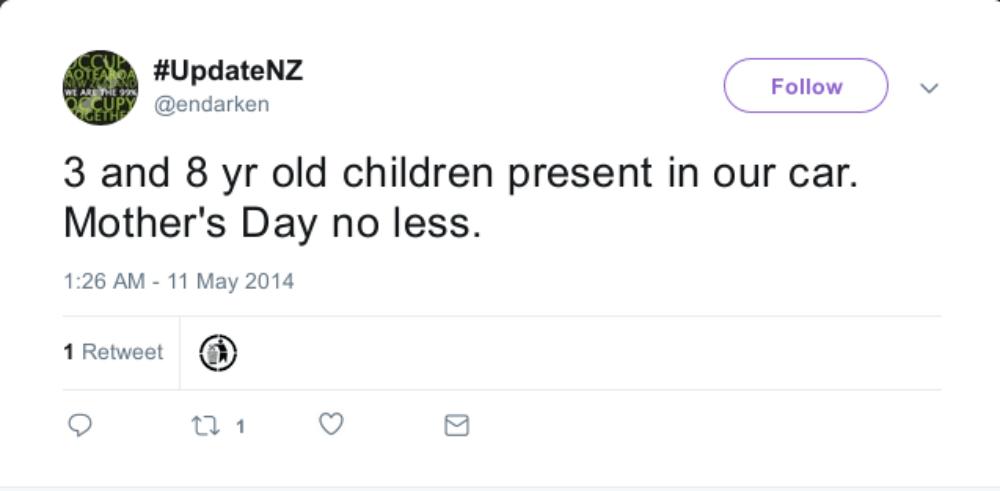 Suzie Dawson assassination tweet part 2